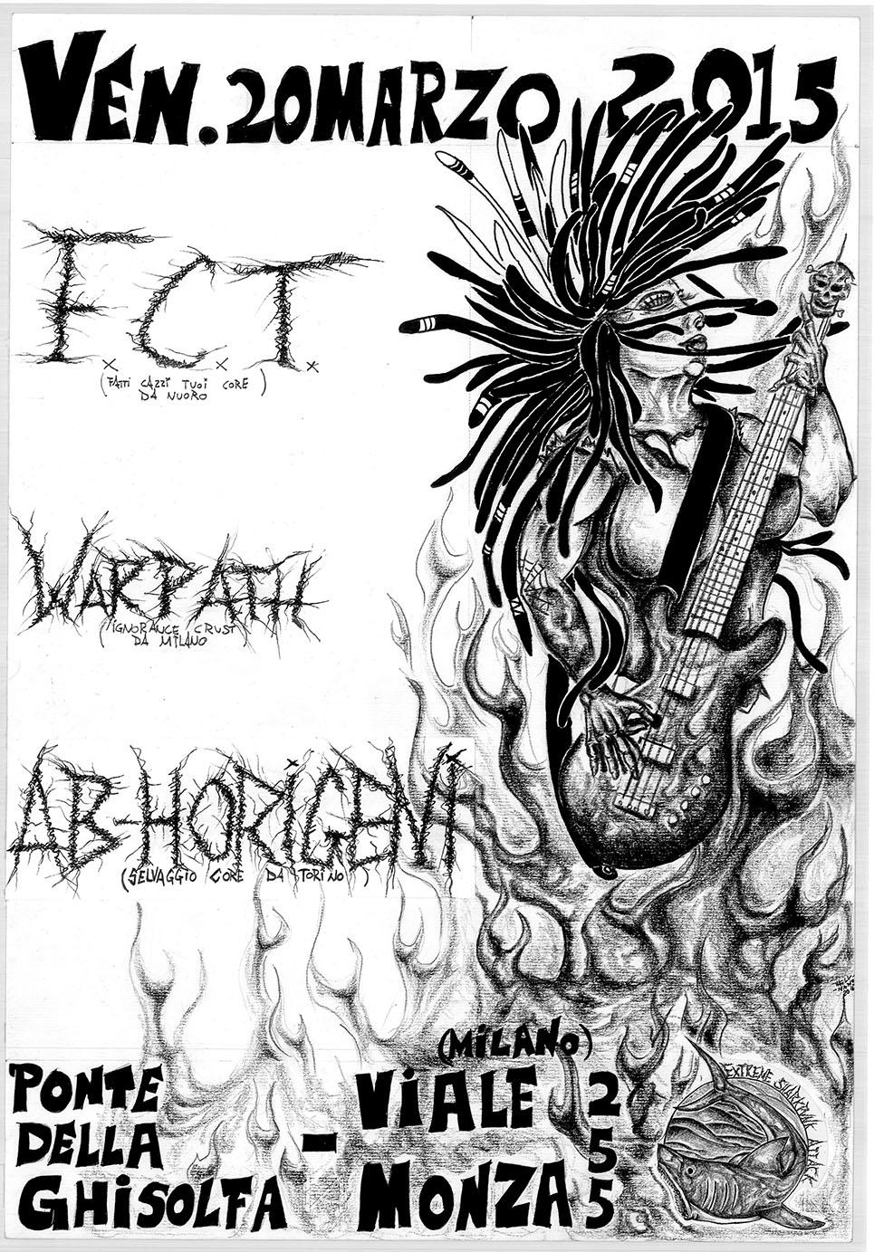 F.C.T + ab-horigeni + warpath