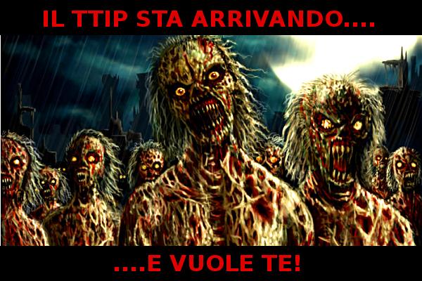 STOP TTIP: incontro dibattito con Marco Bersani