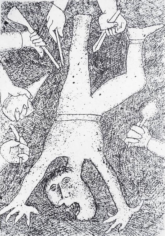 Pinelli Assassinato, Baj, circolo Anarchico Ponte della Ghisolfa