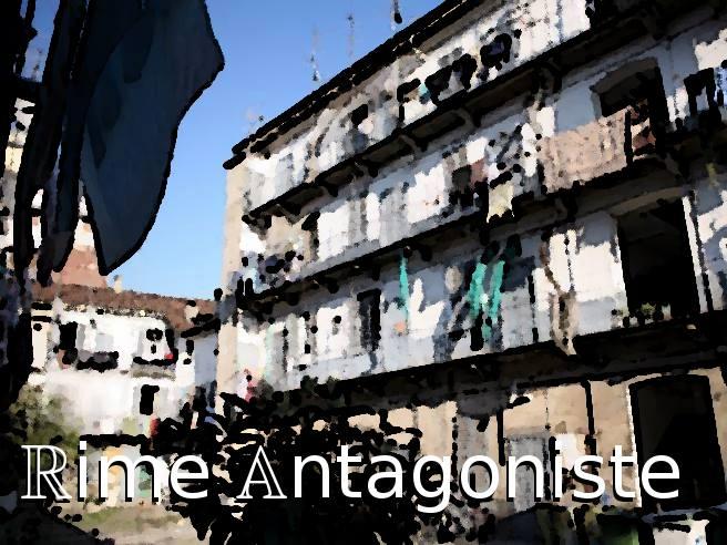 live rap militante: Rime Antagoniste @ circolo Anarchico Ponte della Ghisolfa 15-01-2016