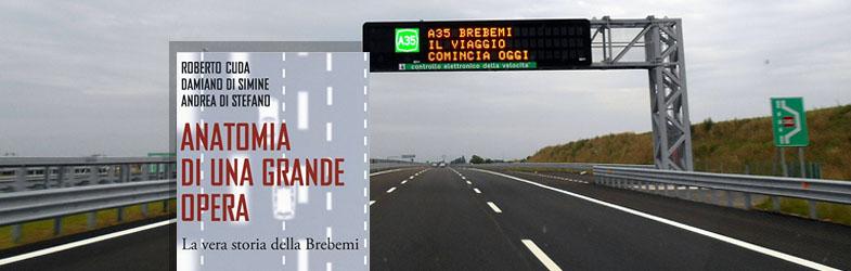 """Presentazione Brebemi """"Anatomia di una grande opera"""" con gli autori @ circolo Anarchico Ponte della Ghisolfa 23-02-2016"""