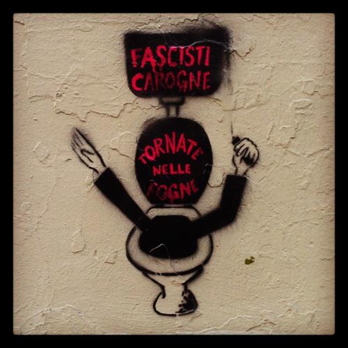 Assemblea cittadina antifascista e antirazzista @ circolo Anarchico Ponte della Ghisolfa 12-04-2016