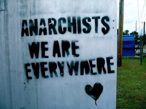 anarchists: we are eveywhere
