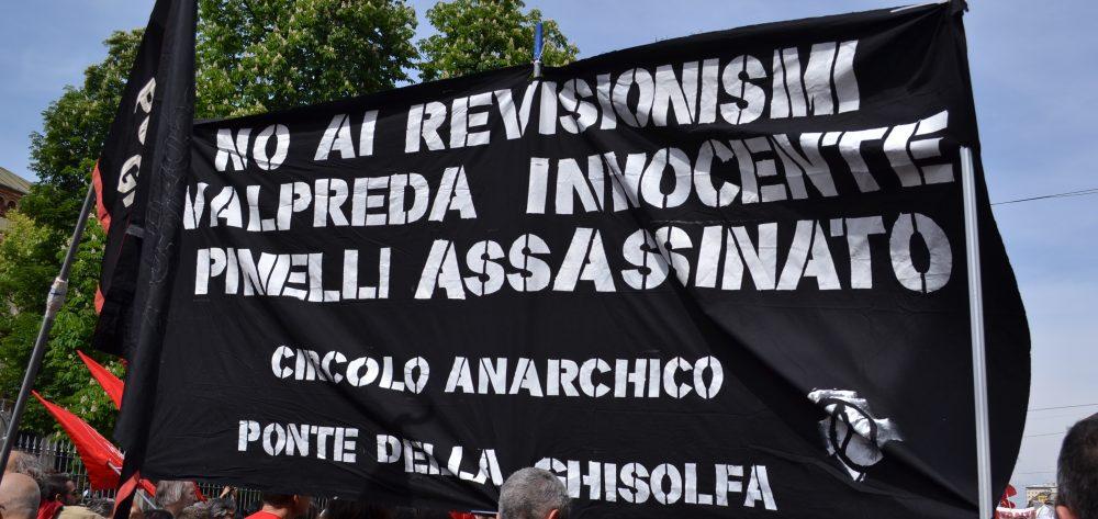 """CIRCOLO ANARCHICO """"PONTE DELLA GHISOLFA"""""""